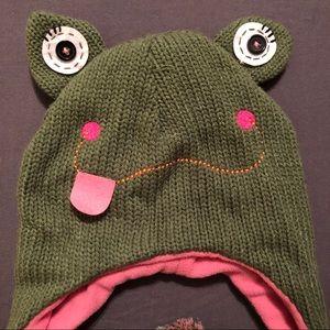 Neff Froggy Beanie green